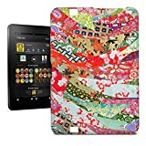 Case For Kindle Fire HD 8.9in - Asian Silks Hardshell Wrap-Around Coupon 2015