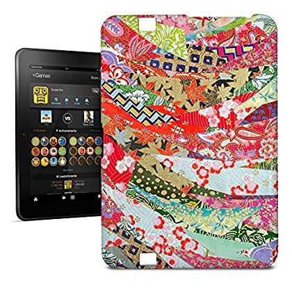 Case For Kindle Fire HD 8.9in - Asian Silks Hardshell Wrap-Around promo code 2015