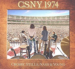 Csny 1974 (3 Cd + Dvd) from Rhino