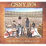 CSNY 1974 - Coffret 3 CD + DVD + Livret 188 pages