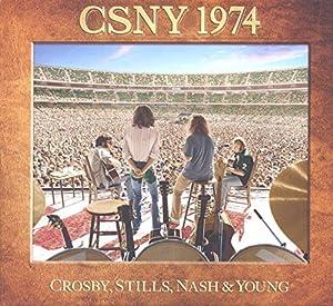 CSNY 1974 (3 CD + DVD)