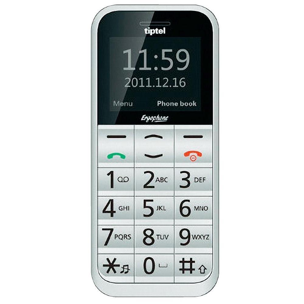 T�l�phone GSM TIPTEL ERGOPHONE 6071 BLANC