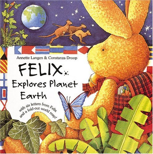 Felix Explores Planet Earth with Other and Map