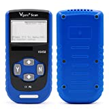 Vgate VS450 For Audi/VW OBDII OBD 2 Code Reader Diagnostic Tool Reset Airbag ABS CAN Scantool
