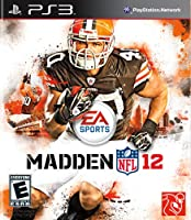 Madden NFL 12 from Electronic Arts