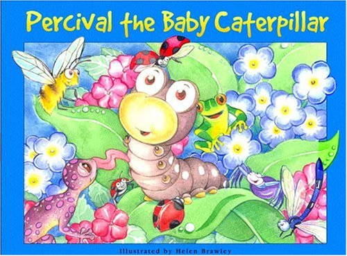 Percival the Baby Caterpillar