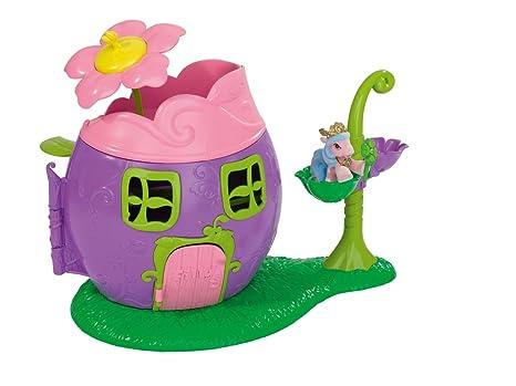 Filly-Elves La maison fleur
