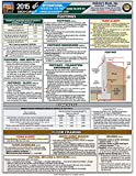 2015 International Residential Code® (IRC) Laminated Quick-Card
