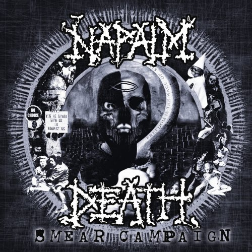 Napalm Death-Smear Campaign-Digipak-CD-FLAC-2006-SCORN Download
