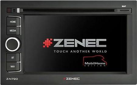 Zenec Z N720MH système de Navigation