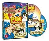 Pack Pat, El Cartero: El Circo + Los Piratas [DVD] en Castellano