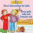 37: Conni übernachtet bei Julia/Conni geht nicht mit Fremden mit