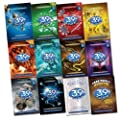 The 39 Clues 1 to 11 Books Set Collection plus Game Card Pack (The Maze of Bones, One False Note, The Sword Thief, Beyond The Grave, The Black Circle, In Too Deep, The Viper's Nest, The Emperor's code, Strom Warning, Into the Gauntlet)
