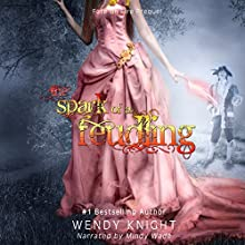 Spark of a Feudling Audiobook by Wendy Knight Narrated by Mindy Wade