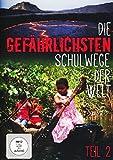 DVD Cover 'Die gefährlichsten Schulwege der Welt Teil 2