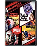 4 Film Favorites (Horror of Dracula / Dracula Has Risen from the Grave / Taste the Blood of Dracula / Dracula A.D. 1972)