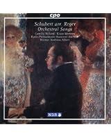 Schubert: Orchestral Songs