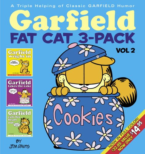 Garfield Fat Cat 3-Pack: A Triple Helping of Classic Garfield Humor (Garfield)