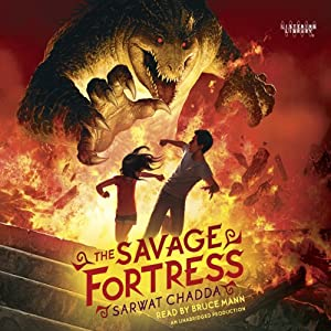 The Savage Fortress | [Sarwat Chadda]
