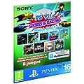 Sony - Tarjeta Memoria 16 GB + Megapack Sports&Racing  (PS Vita)