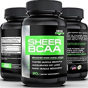 SHEER BCAA Capsules
