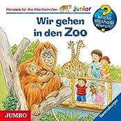 Wir gehen in den Zoo (Wieso? Weshalb? Warum? junior) | Patricia Mennen, Ursula Weller