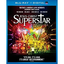 Jesus Christ Superstar 2012 Live Arena Tour (Blu-ray + Digital Copy + UltraViolet)