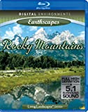 Living Landscapes: Rocky Mountains [Blu-ray] [US Import]