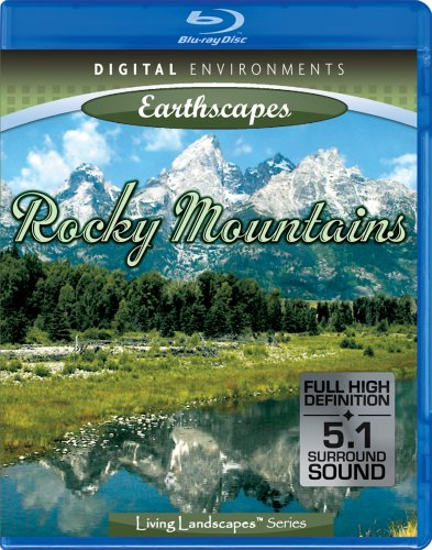 ����� �������: ��������� ���� / Living Landscapes: Rocky Mountains (2008/BDRip)