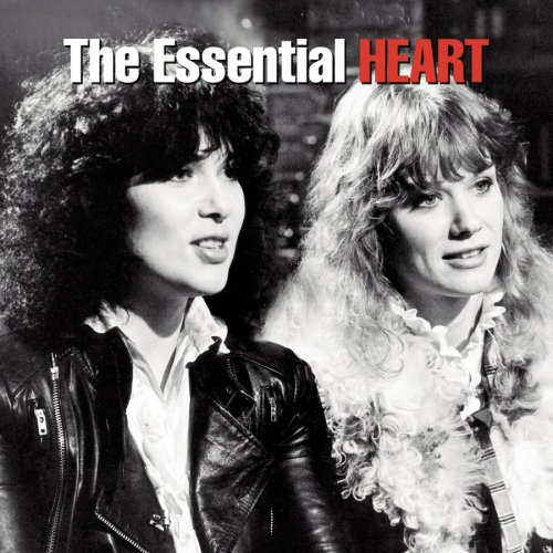 Original album cover of Essential Heart by Heart