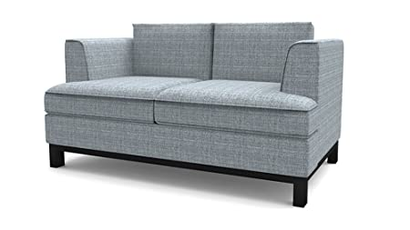 Moreton 2 Sitzer Sofa grau, Couch , Jugendsofa, couchgarnituren, lounge möbel