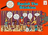 Banish the Stinkies: Book 3 (Five Kids & a Monkey)