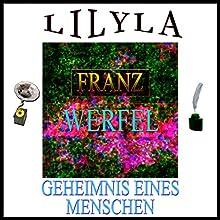 Geheimnis eines Menschen Hörbuch von Franz Werfel Gesprochen von: Friedrich Frieden