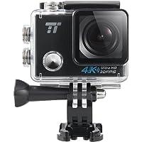 TaoTronics 4K Waterproof Sports Action Camera