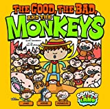 img - for The Good, the Bad, and the Monkeys (Comics Land) book / textbook / text book