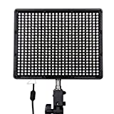 Aputure Amaran AL-528S LED Light Digital Video Light Lamp for Canon Nikon LF217
