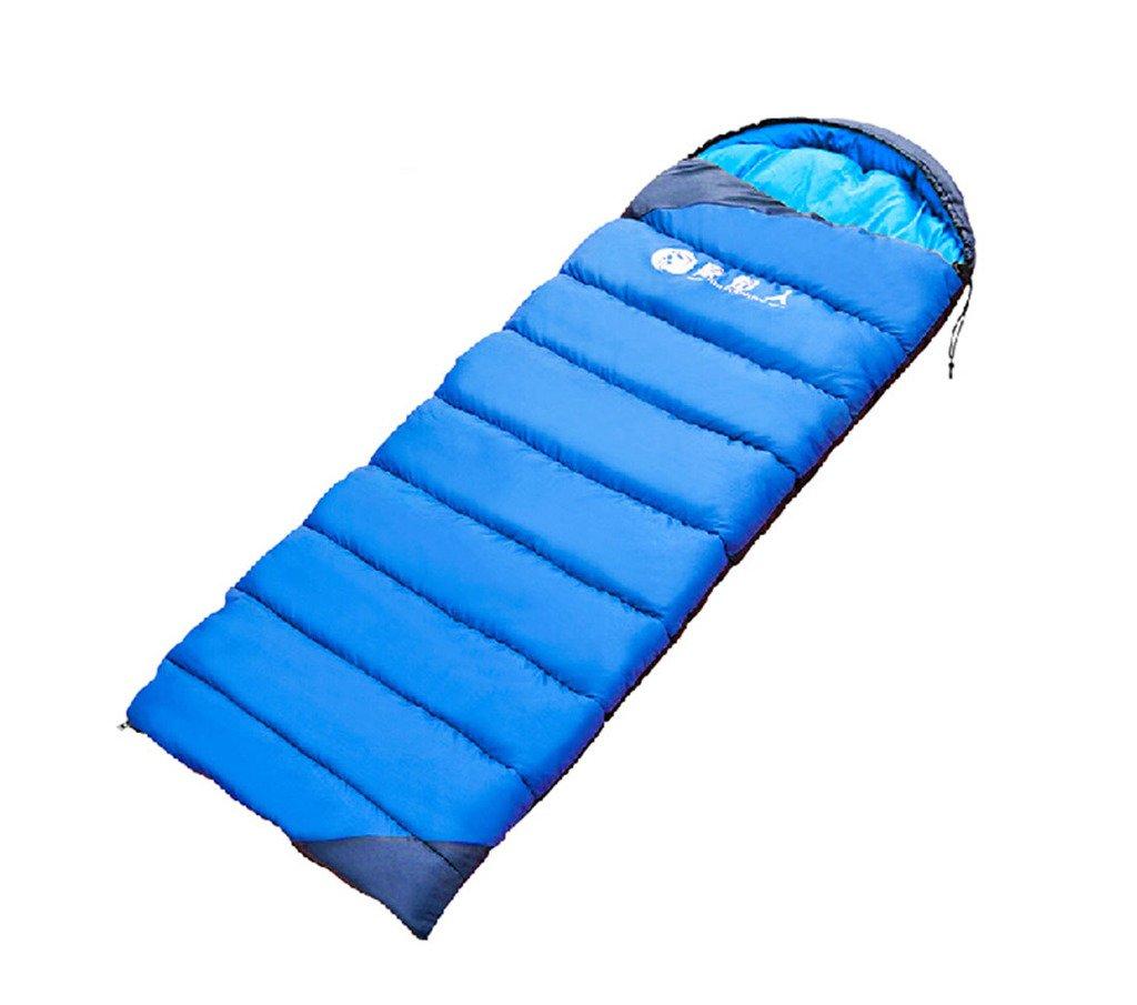 Naives Design Briefumschlag Reisen Wandern Camping Outdoor Schlafsack Ultralight, Länge 30 cm, Dick, Warm, Schlaf wasserfest, für Erwachsene, Blau, 1 Stück online bestellen