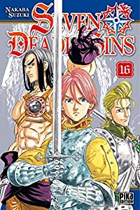 Seven Deadly Sins Edition simple Tome 16