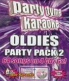 echange, troc Karaoke - Party Tyme Karaoke: Oldies Party Pack, Vol. 2