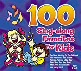 Cover art for  100 Sing-Along Favorites for Kids (Bonus Dvd)