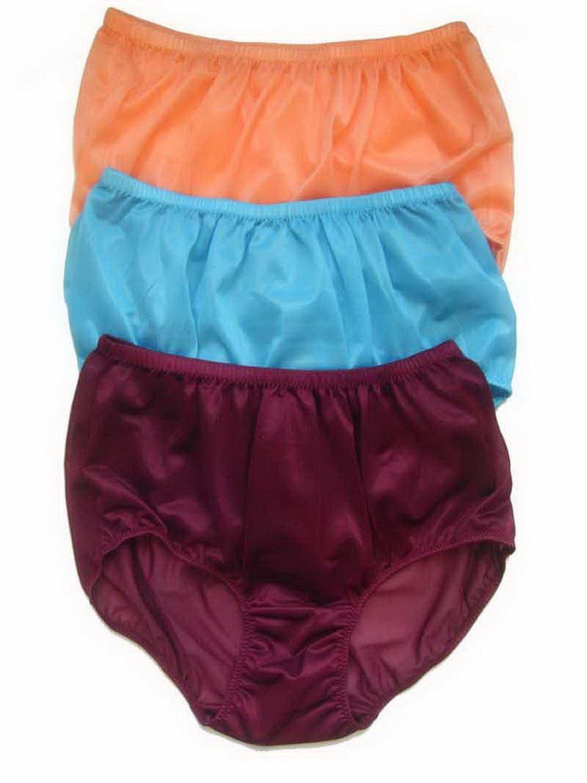 Höschen Unterwäsche Großhandel Los 3 pcs LPK6 Lots 3 pcs Wholesale Panties Nylon jetzt kaufen