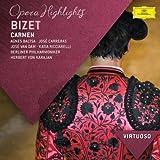 Bizet: Carmen - Highlights (Virtuoso series) Agnes Baltsa