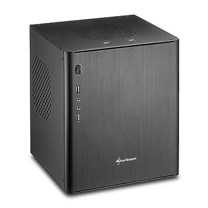 Sharkoon CA-I Boîtier PC Mini ITX Noir
