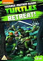 Teenage Mutant Ninja Turtles - Retreat!: Season 3 - Volume 1