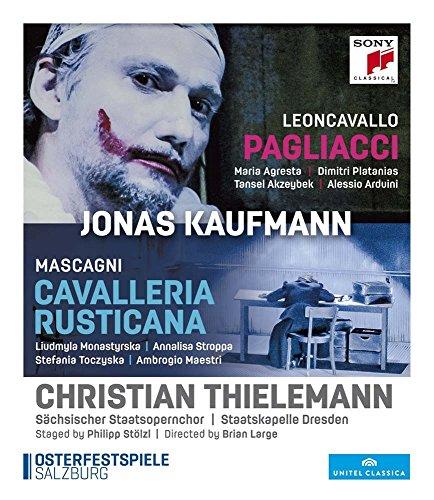 Mascagni - Cavalleria Rusticana -Leoncavallo: Pagliacci - Jonas Kaufmann