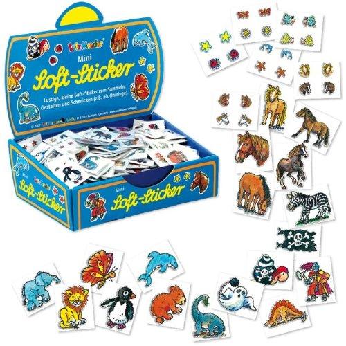 Lutz Mauder 75996 Mini-Soft-Sticker 2 - 1 Sticker