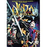 Ninja Scroll ~ Stephen Apostolina