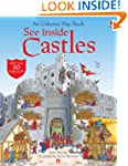 See Inside Castles (Usborne Flap Book...