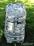 52l Tactical Military Assault Backpack w/ Molle Camping, Hiking, Bug Out Bag