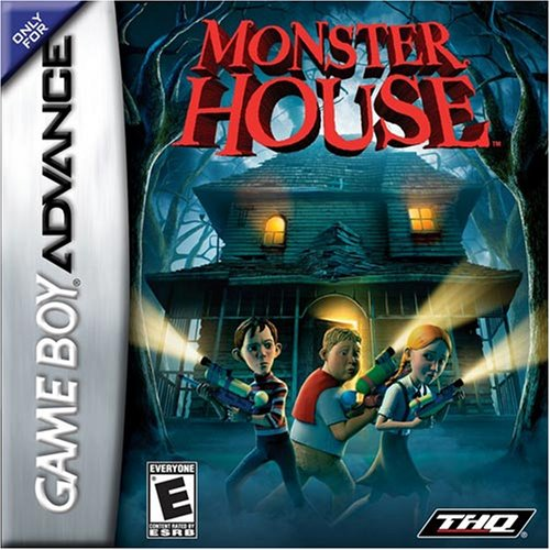 Monster House (Game Boy Advance Video Movies compare prices)